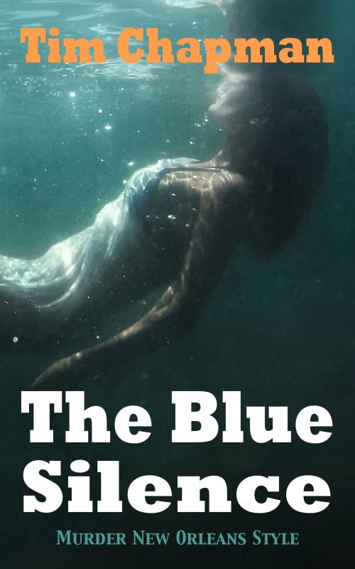 Book cover of The Blue Silence by Tim Chapman