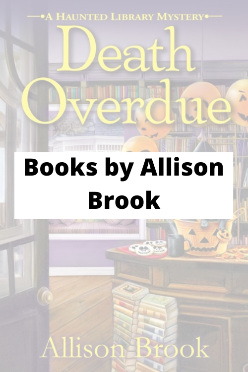 Books by Allison Brook