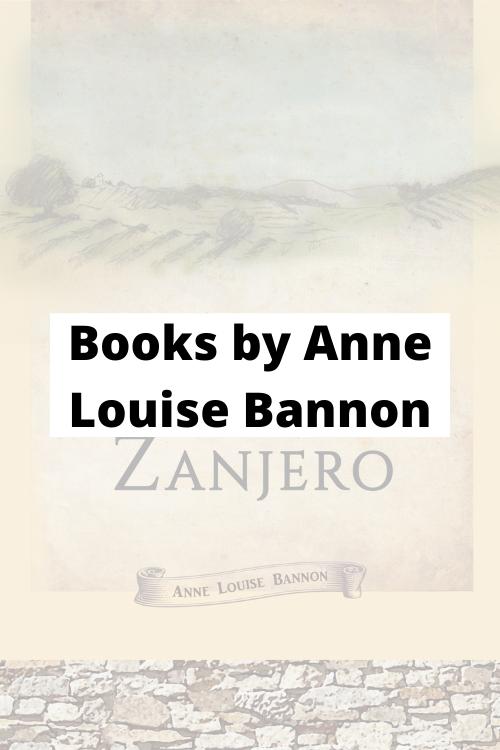 Books by Anne Louise Bannon