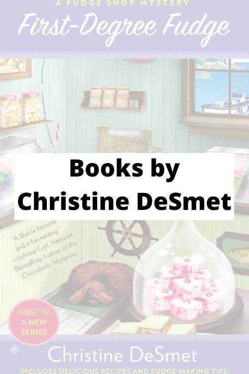 Books by Christine DeSmet