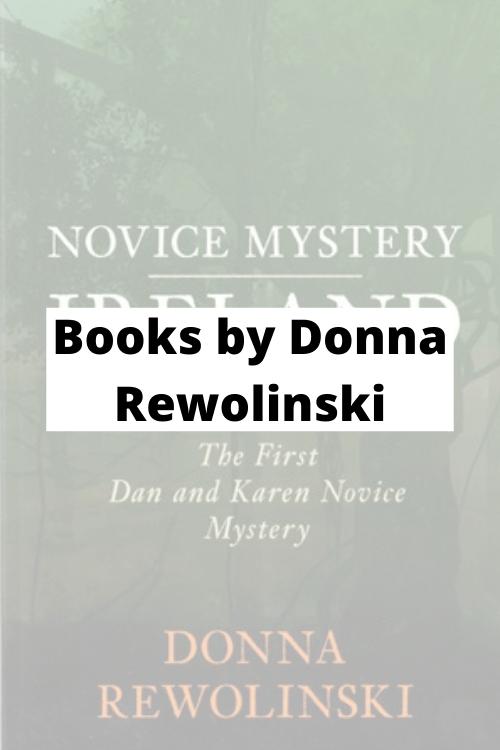 Books by Donna Rewolinski