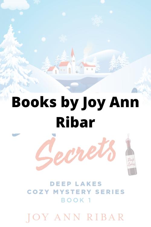Books by Joy Ann Ribar