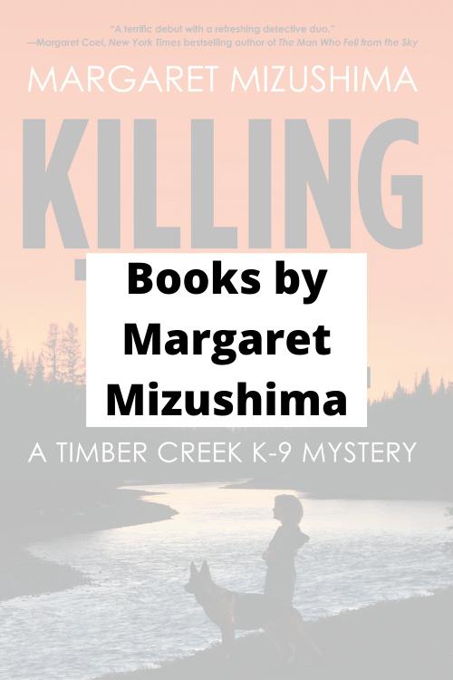 Books by Margaret Mizushima