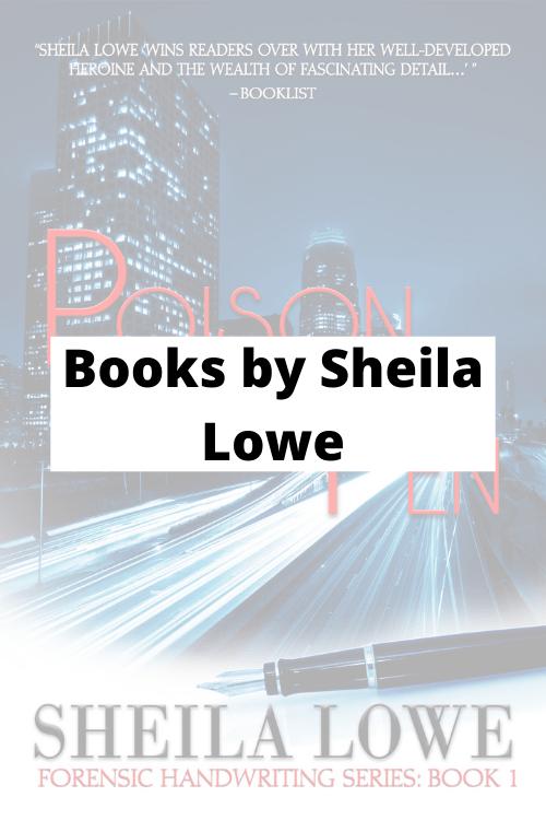 Books by Sheila Lowe