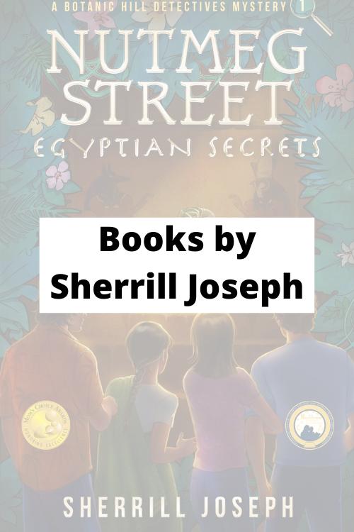 Books by Sherrill Joseph