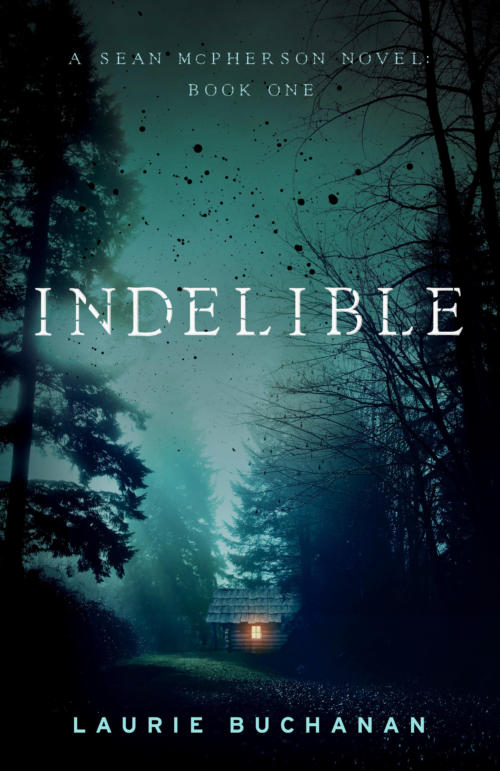 Book cover of Indelible by Laurie Buchanan