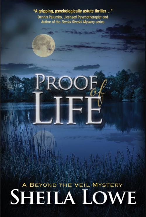 Book cover of Proof of Life by Sheila Lowe